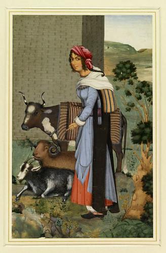 023- Pintura india siglos XVIII- XIX