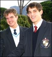 Bishops students