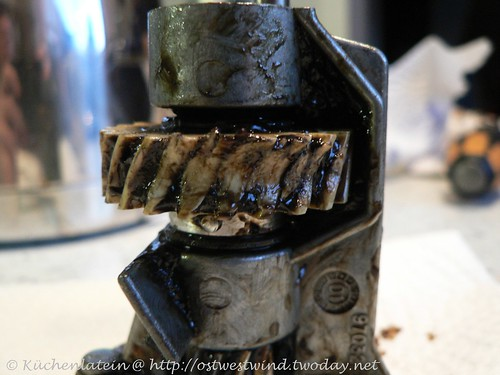 Rest in Peace - Kitchen Aid Worm Gear