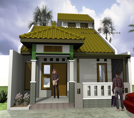 Contoh Desain Rumah Modern on Desain Rumah Minimalis 2012   Graffiti Graffiti