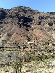 Gran Canaria - On the Way to Fataga
