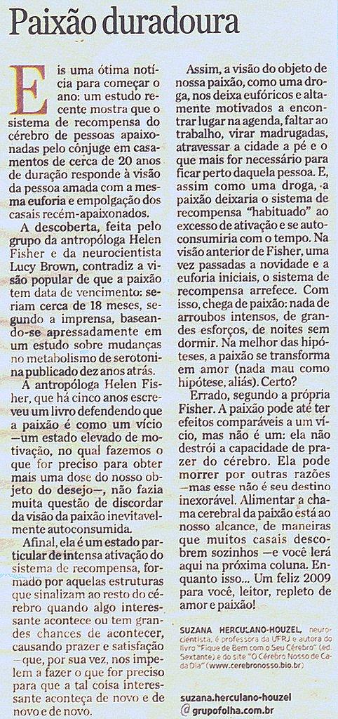 PAIXÃO DURADOURA