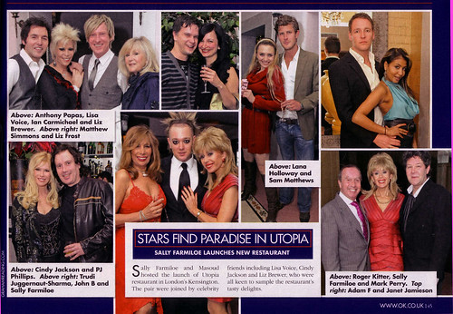 John B in OK! Magazine!
