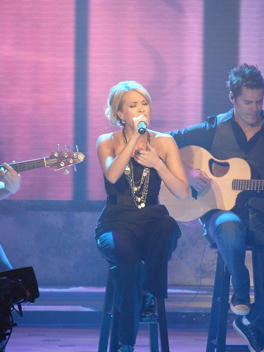 Carrie Underwood. Photo by Mark Goldhaber.