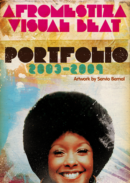 Afromestiza Visual Beat - Portfolio 2003-2009