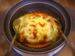 香烤百菇千層麵