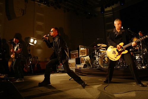 U2 @ BBC Radio Theatre
