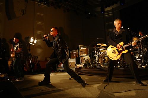 U2 @ BBC Radio Theatre
