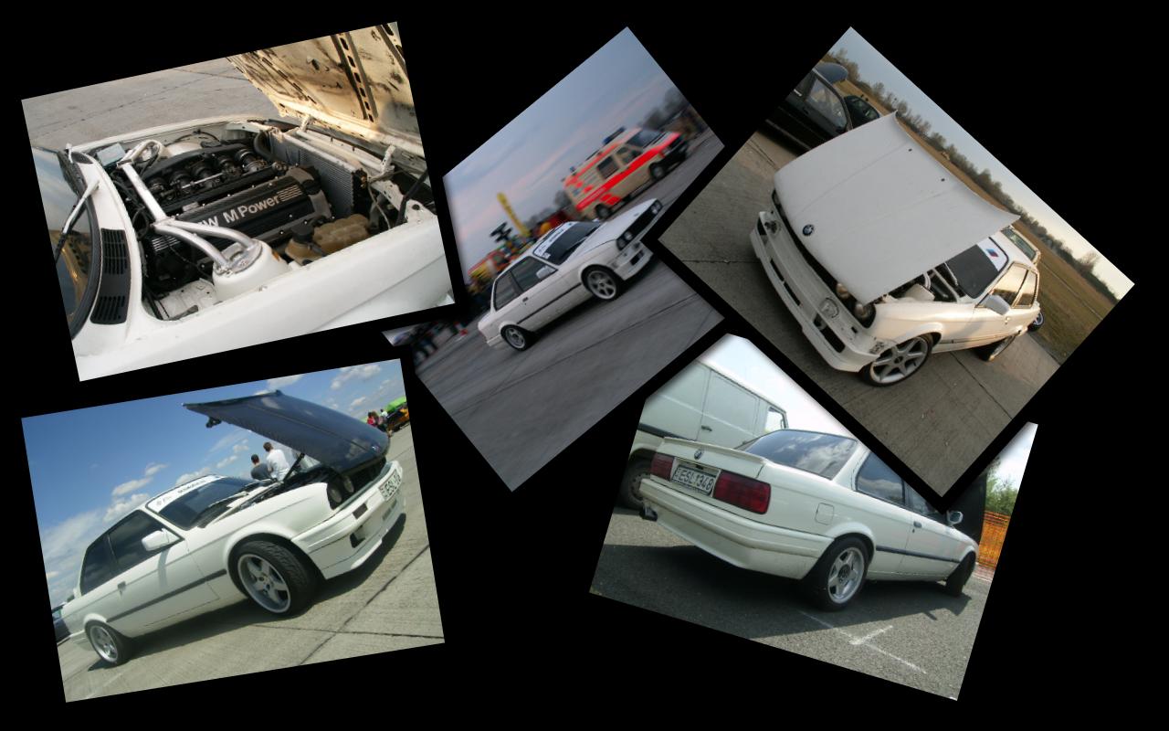 "BMW E30 "" Ponya "". Year : 1990"