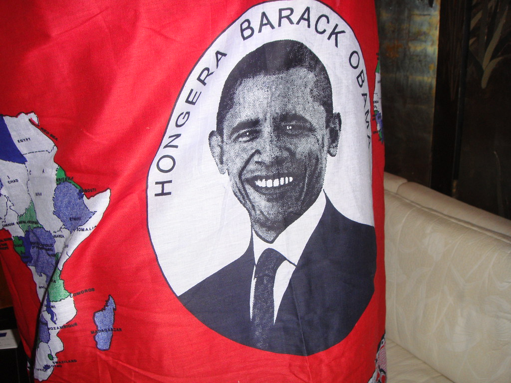Barak Obama Kanga