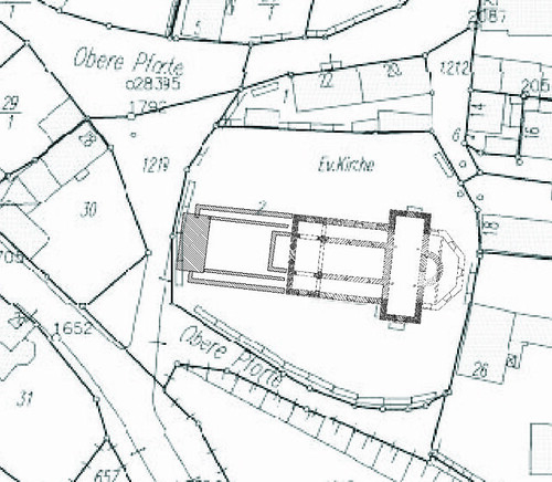 Plan des Atriums