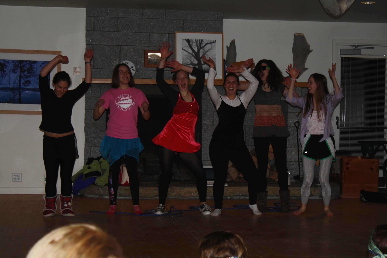 free interpretative dance for kids