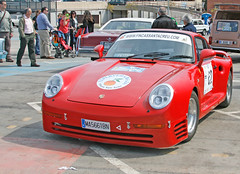Porsche 959 (replica) (DeFerrol) Tags: porsche 959