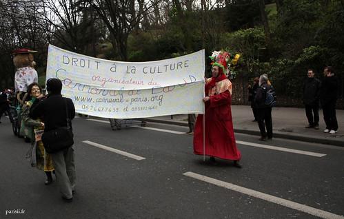 L'organisation du Carnaval