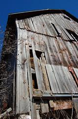 62:365 Deserted barn