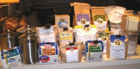 Part of My Flour Collection 09