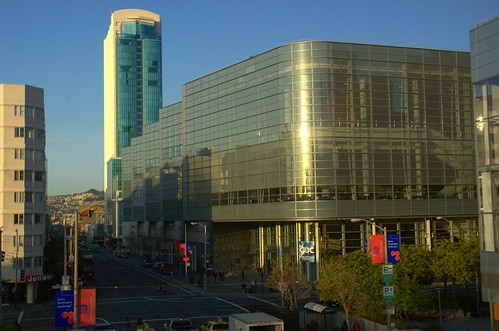 Moscone Center in the Morning