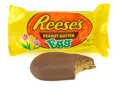 Possibly No Longer Milk Chocolate Reese's Peanut Butter Eggs