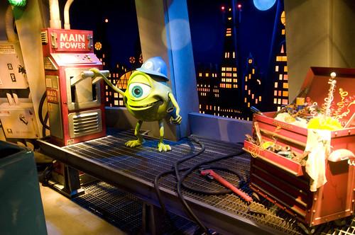 Monsters, Inc. Ride & Go Seek!, Tokyo Disneyland