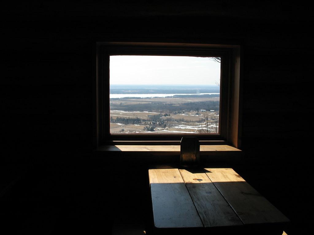 Western Hut view