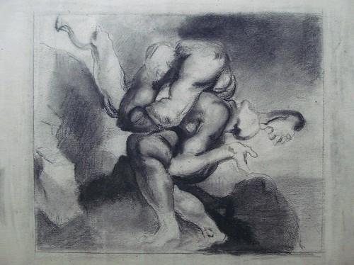 022-Pérez Vigo-Dibujo boceto