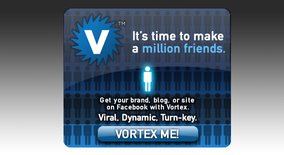 VortexMe Display Ad