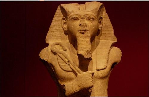 2007_0826_104810AA Egyptian Museum, Munich por Hans Ollermann.