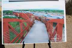 View more photos of the bridge design on Flickr.