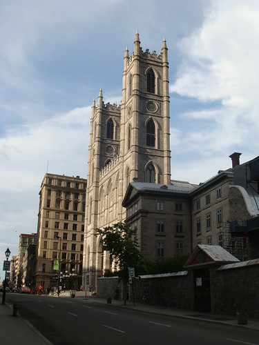 Notre Dame of Montreal