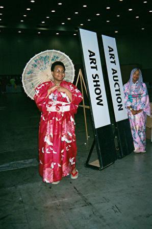 Otakon 2002 - Art Room