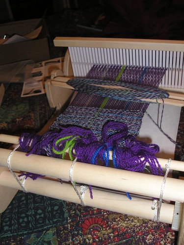 New Cricket loom!