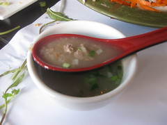 Pagolac in San Francisco - Course 7: Beef Porridge