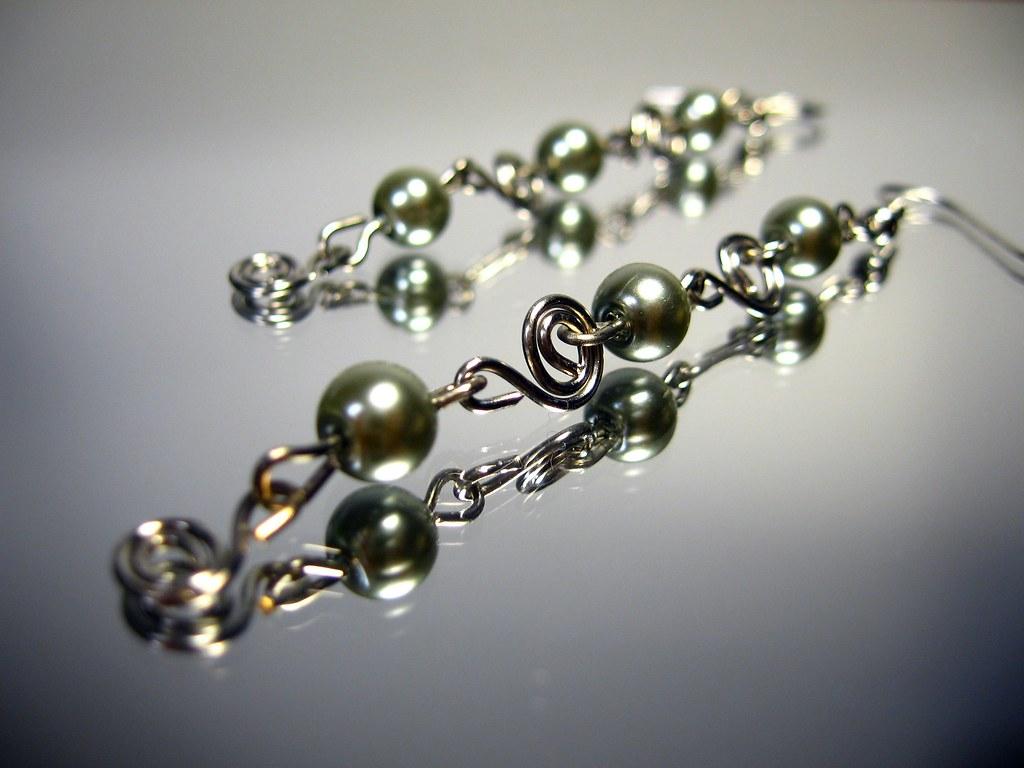Greek Goddess Earrings - ARTEMIS