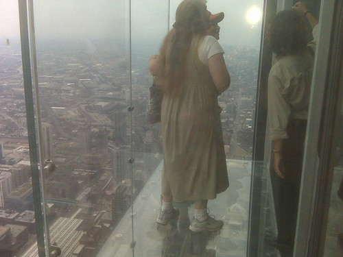 Willis Tower Sky Ledge