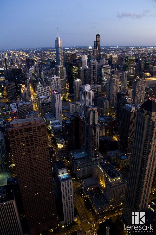 John Hancock center, Chicago Illinois by Teresa Klostermann of Teresa K photography