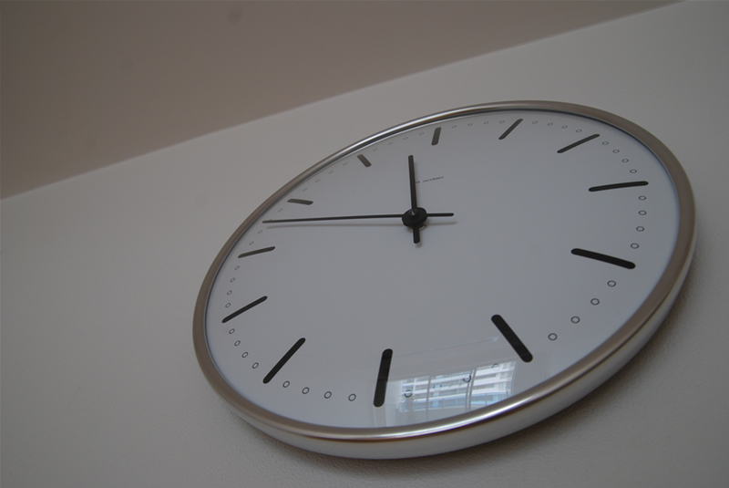 City Hall Clock