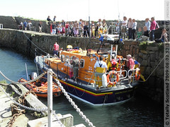 Crail lifeboat day