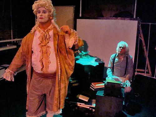 BATHROBE - Frank & The Dandy Fop