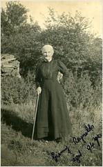 Granny Reynolds, aged 94 years