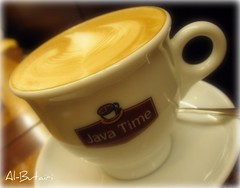 Java Time - Caff Latte (Abdullah Al-Butairi) Tags: java time latte caff