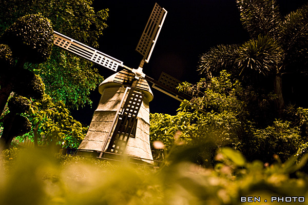 Windmill at Malacca