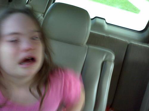 leaving Aubrey