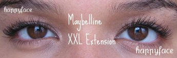 Maybelline XXL extension mascara