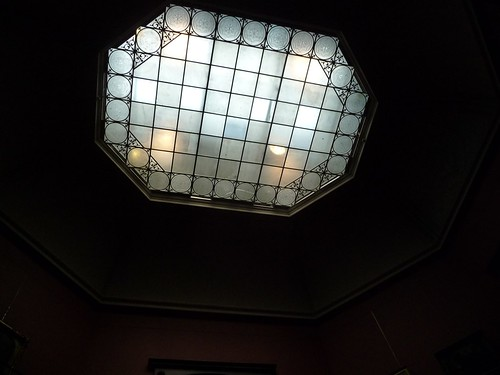 Rotunda Sky Light