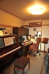 Man cave office (Yasuhiko Ito) Tags: desktop japan macintosh mac nikon imac soho den study workplace setup sendai homeoffice colt saa izumi steampunk mancave nicesetup mancaves manscave setupformen