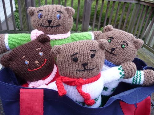Bag of Bears