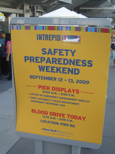 Preparedness Weekend At USS Intrepid by you.