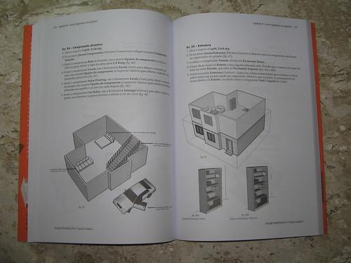 Livro SketchUp 7 - Interior