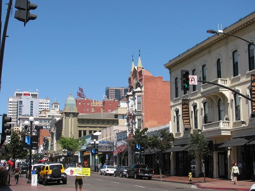 'gaslamp district'
