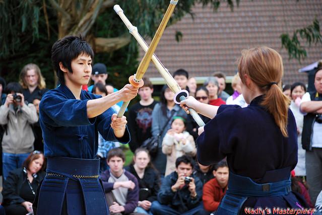 Sakura Fest-Kendo